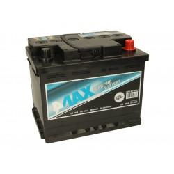 4MAX 12V 60AH D+