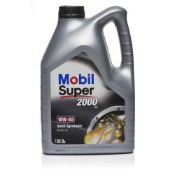 MOBIL SUPER  10W40 5L