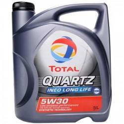 TOTAL QUARTZ 5W30 5L