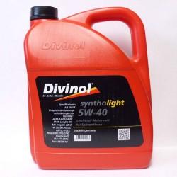 DIVINOL SYNTHOLLIGHT 5W40 4L